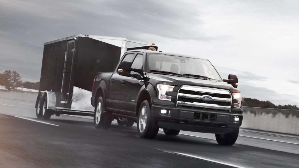 2017 ford f 150 maximum towing and payload capacities. Black Bedroom Furniture Sets. Home Design Ideas