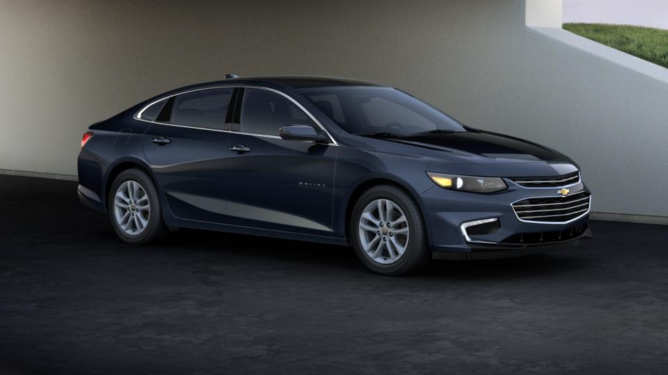 What Colors are Available for the 2017 Chevy Malibu?