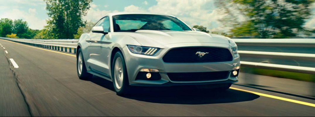 2017 Ford Mustang exterior front