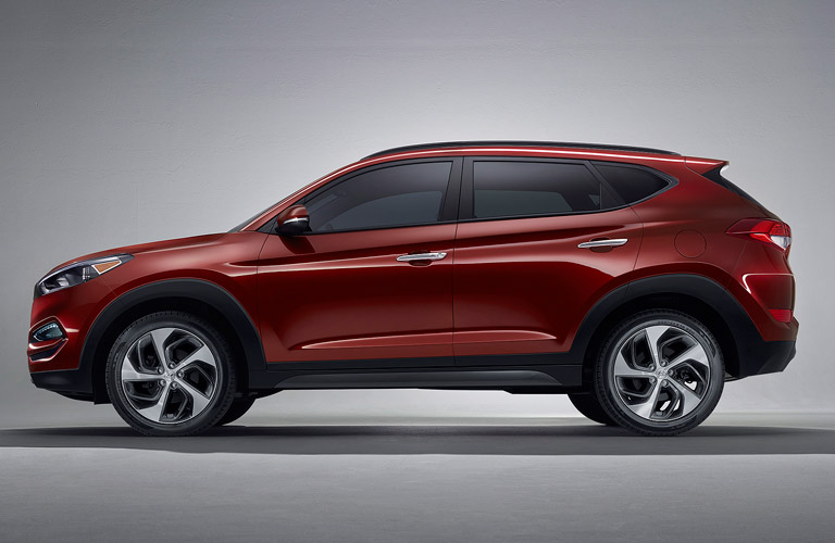 2017 Hyundai Tucson Eco >> 2017 Hyundai Tucson Eco Fuel Economy And Efficiency