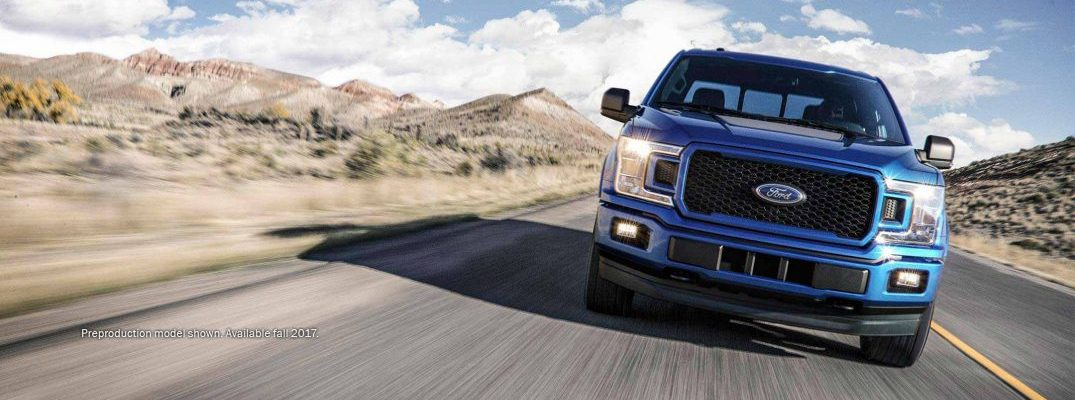 What are the engine options for the 2018 ford f 150 for Ford f150 motor options