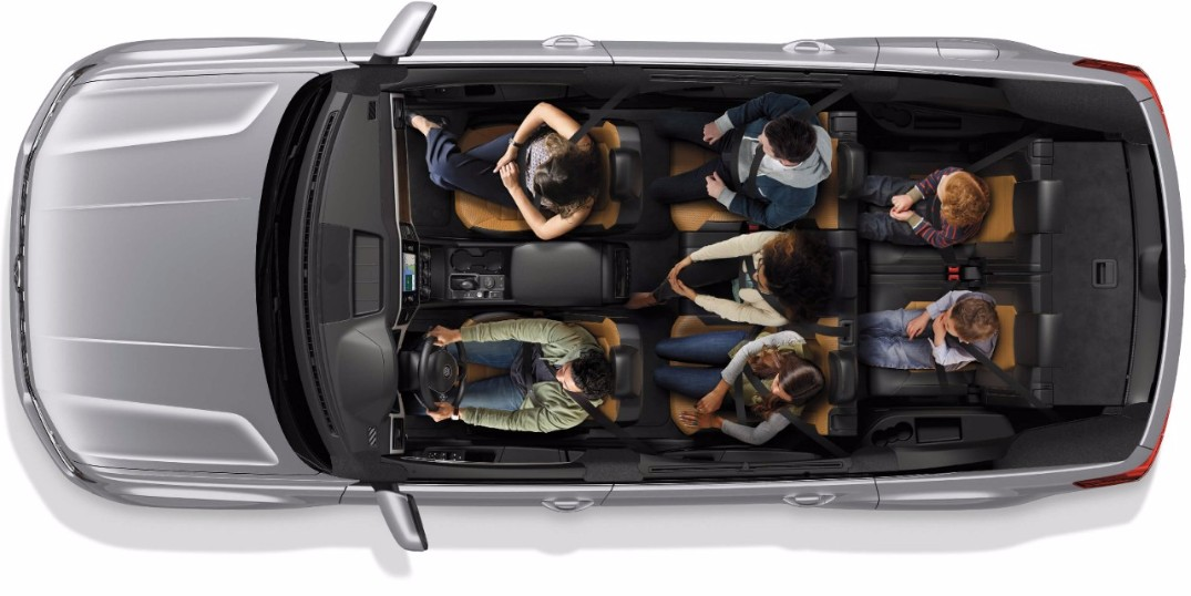 How Cargo Much Space Is There Inside The Volkswagen Atlas