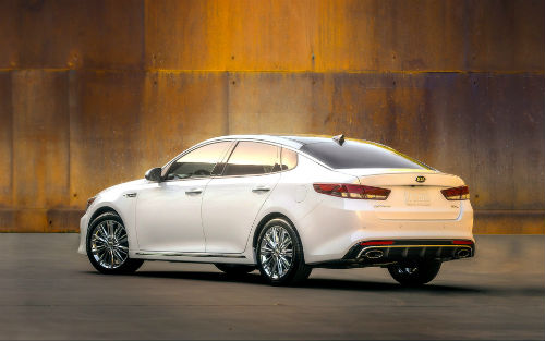 2016 kia optima release and details. Black Bedroom Furniture Sets. Home Design Ideas