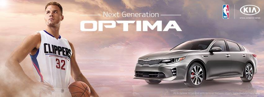 Kia Dealership Tampa >> 2016 Kia Optima Release Blake Griffin TV Commercials