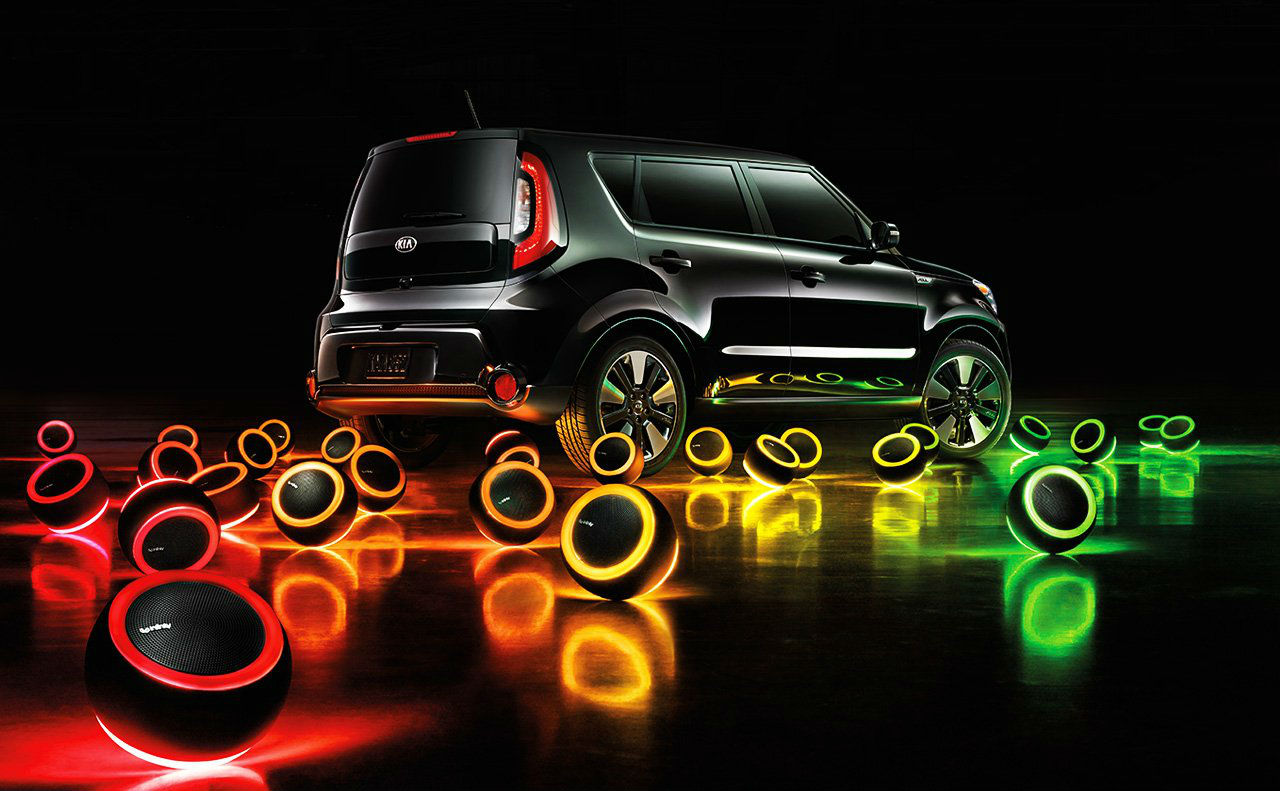 2016 Kia Soul Features And Specs Mood Lights