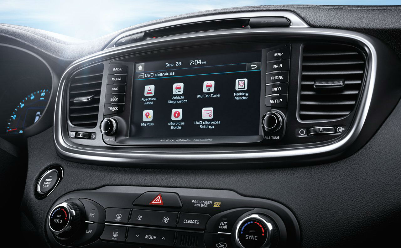 Kia UVO eServices Features and Benefits