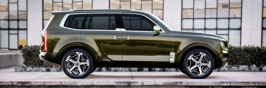 kia new car releaseKia Telluride SUV Concept Release Date and Features