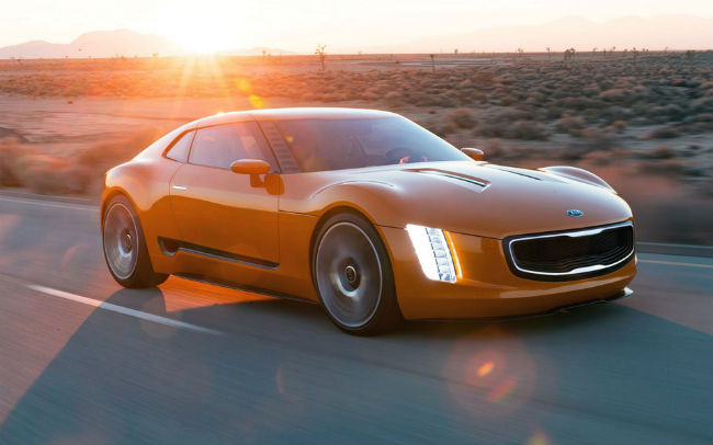 Kia GT4 Stinger Release Details and Engine Specs