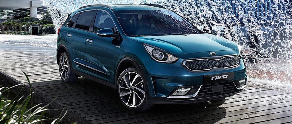 2017 kia niro huv preview and release date. Black Bedroom Furniture Sets. Home Design Ideas