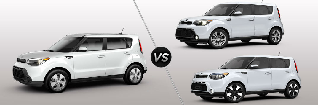 2016 kia soul trim level specs base vs plus vs exclaim. Black Bedroom Furniture Sets. Home Design Ideas