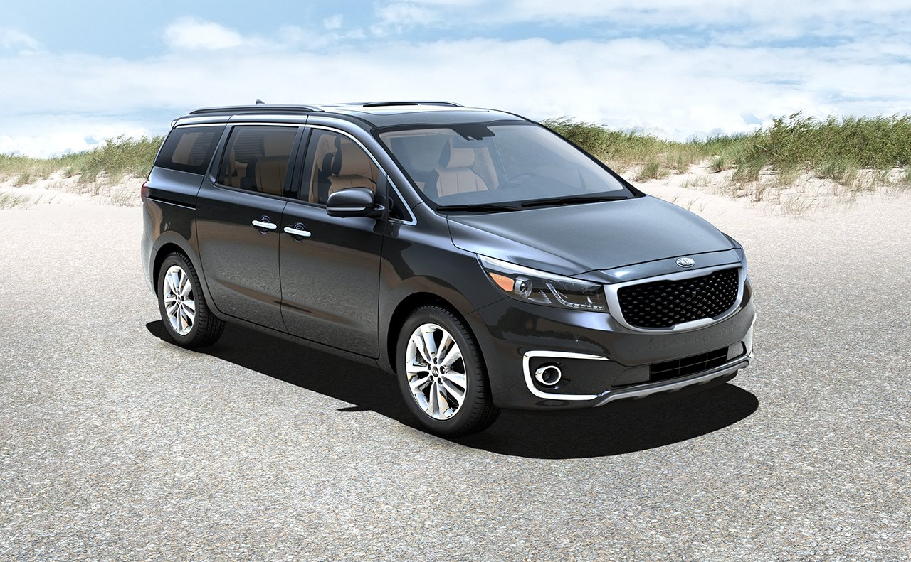 2017 Kia Sedona Technology Package Driver Assisted System