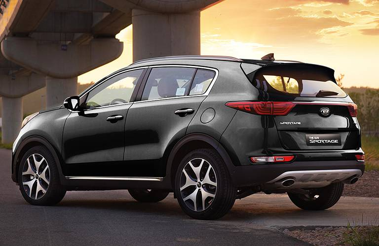 Cars.com Best New Compact SUV For 2017 Kia Sportage