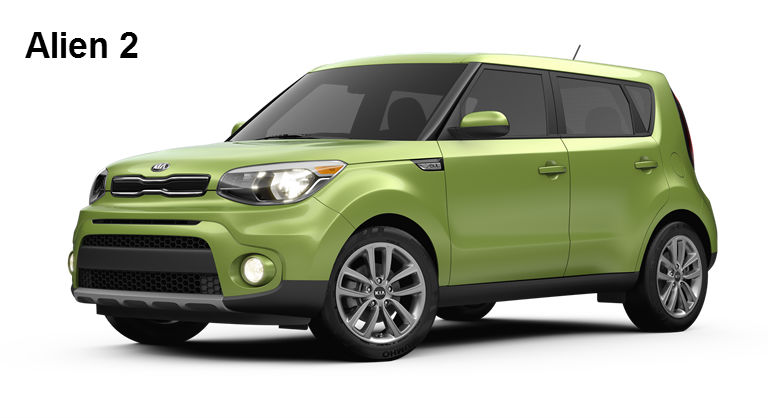 2017 Kia Soul Exterior Paint Color Options And Interior Colors