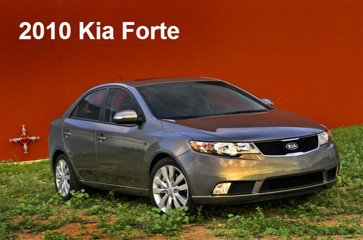 Kia Forte Hatchback >> Kia Forte Compact Car History and Model Years Produced ...