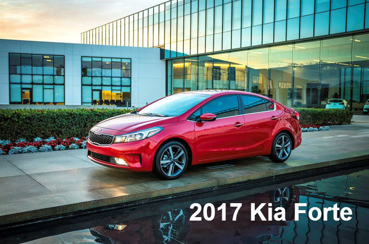 Kia Forte Compact Car History and Model Years Produced 2010