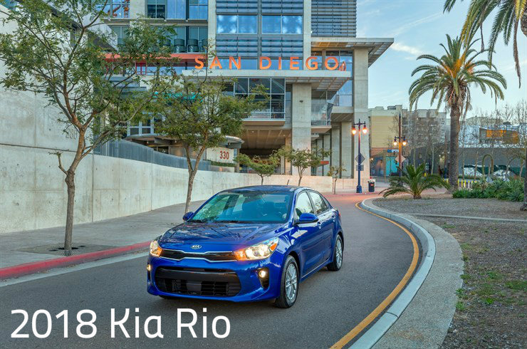 2018 Kia Rio And Rio 5 Door New York Debut Release Details And Specs