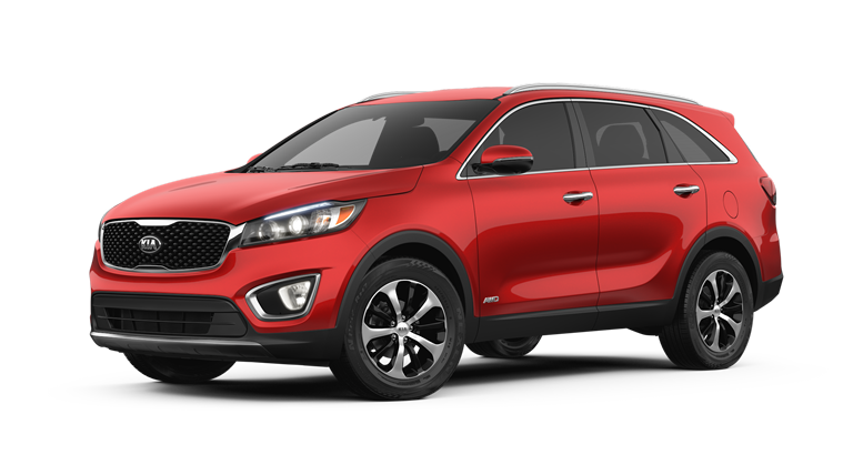 2018 Kia Sorento Exterior Paint Color Options and Interior ...