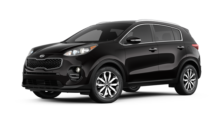 2018 kia sportage exterior paint and interior fabric color for Interior kia sportage 2018