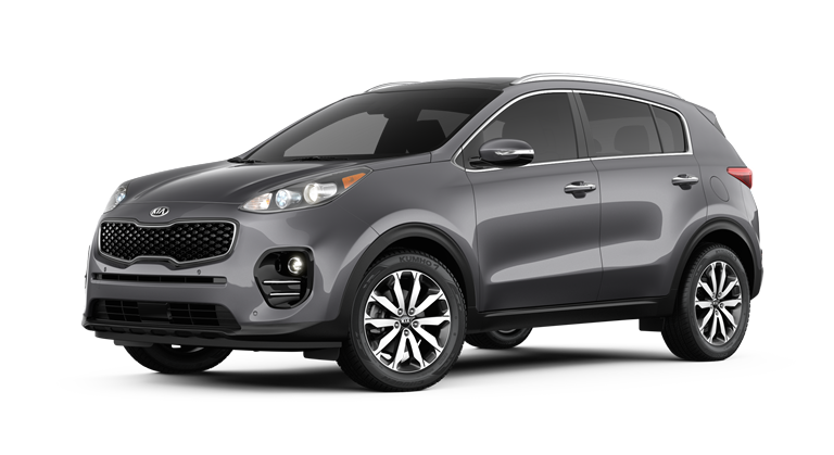 2018 Kia Sportage Exterior Paint And Interior Fabric Color