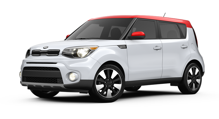 2018 Kia Soul Exterior Paint Color And Interior Fabric Options