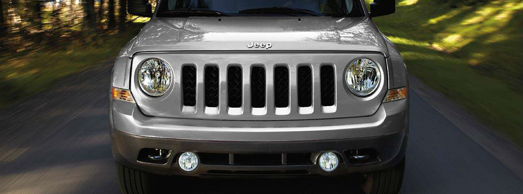7 slots on jeep grilles