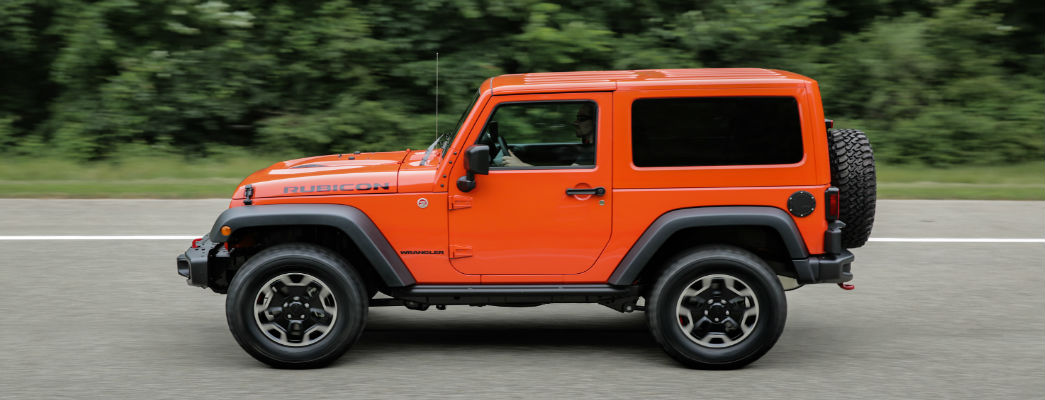 Fiat Chrysler builds new four-cylinder engine for next generation Wrangler