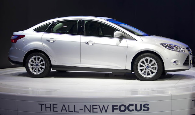Ford Focus vs. Ford Fiesta