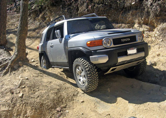 tips for off road driving