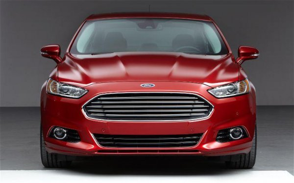 new ford models