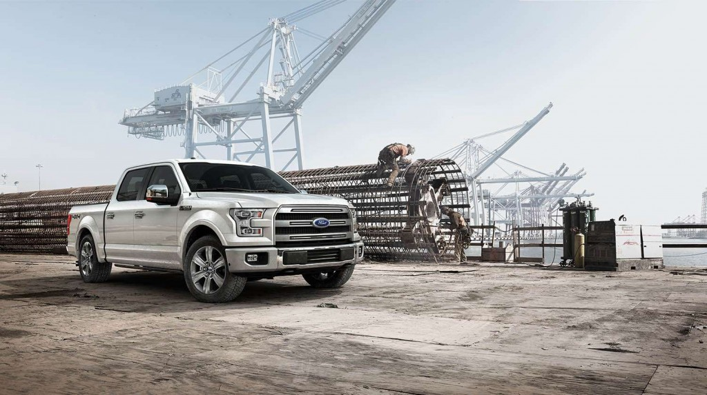 2015 Ford F-150 release date