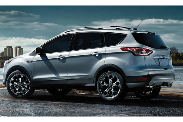 Test drive the 2016 Ford Escape in Grand Junction CO
