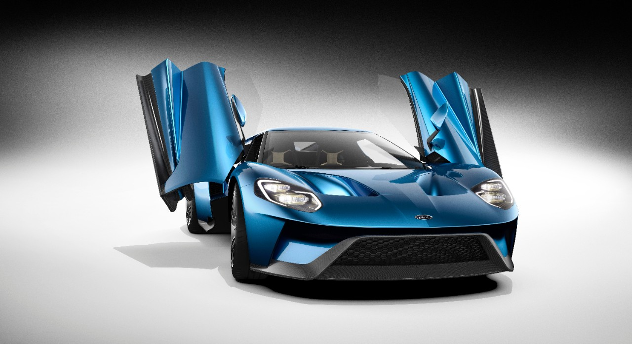 Ford gt supercar release date in grand junction co