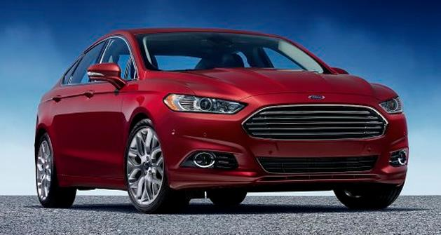 2014 Ford Fusion engine choices