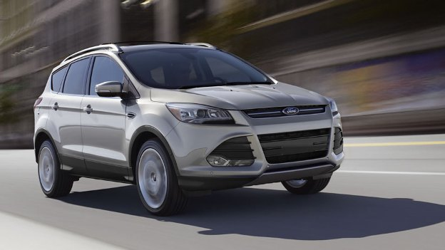 2014 Ford Escape technology