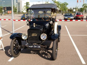 history of ford model t