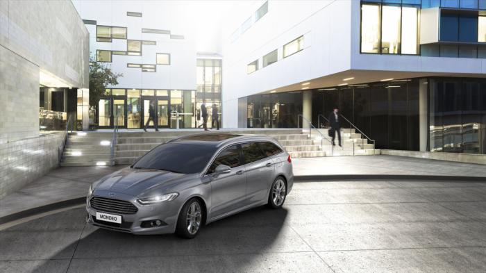 is the Ford Mondeo available in the US