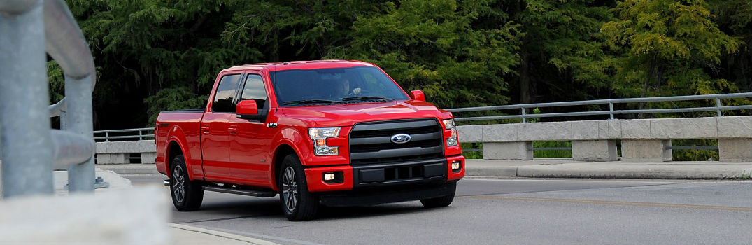 2015 Ford F150 XLT Color Choices