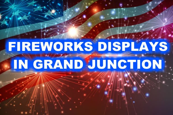 Firework displays in Grand Junction CO