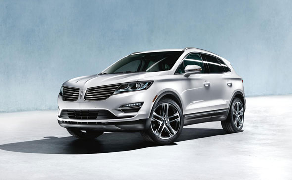 Newest features of the 2016 Lincoln MKC