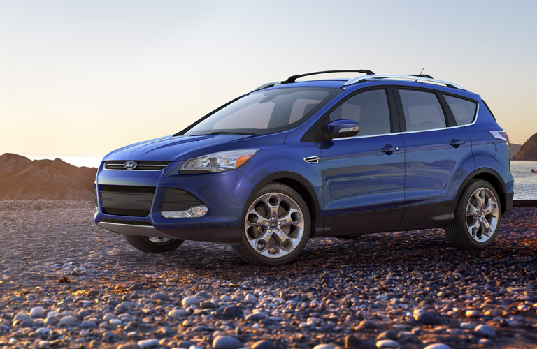 Ford Escape S vs SE vs Titanium