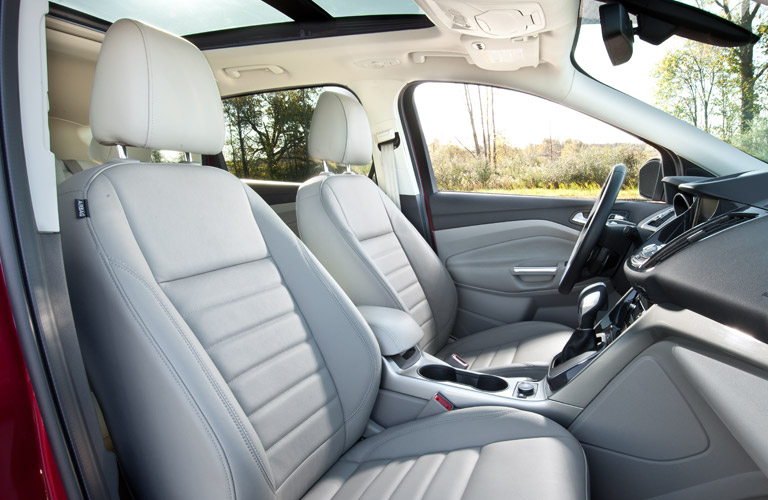Ford Escape seating capacity