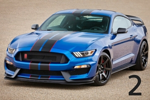 New Colors For Ford Shelby Gt350 Mustang