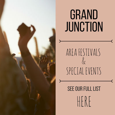 Grand Junction and Western Colorado Festivals 2016