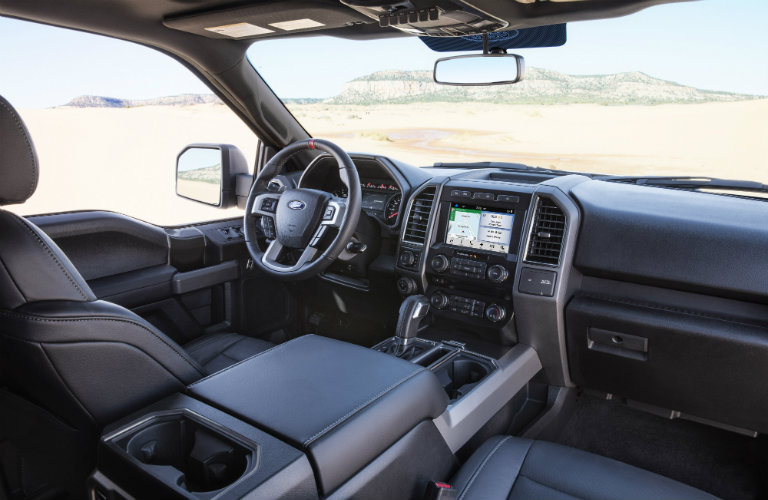 2017 Ford F 150 Interior Color Options