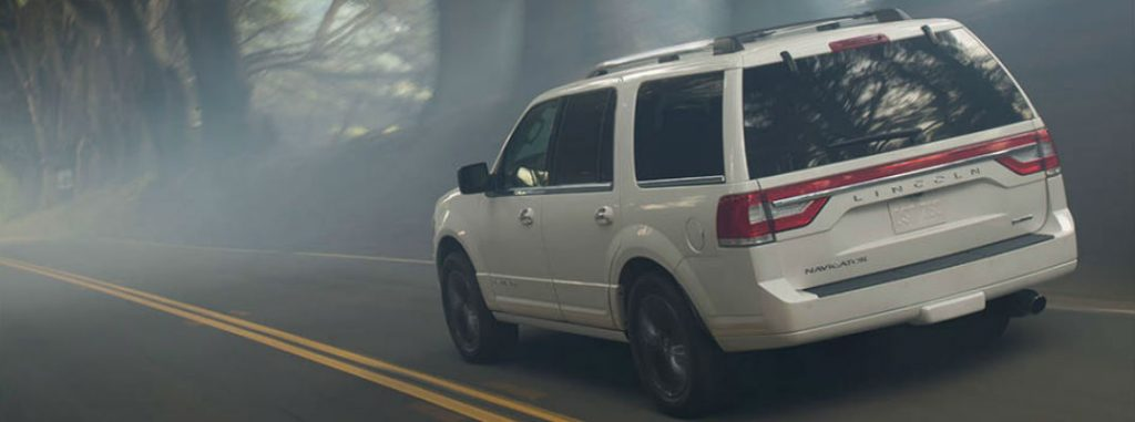 Fusion Auto Auction >> 2016 Lincoln Navigator Exterior and Interior Colors