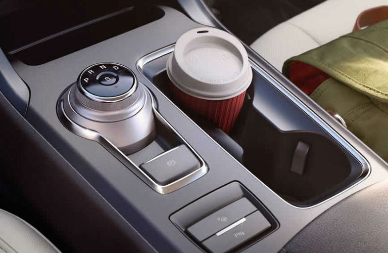 Ford Fusion Dial Shifter