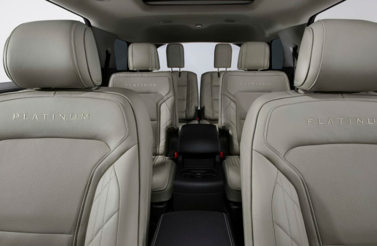 does the ford explorer have 3rd row seating. Black Bedroom Furniture Sets. Home Design Ideas