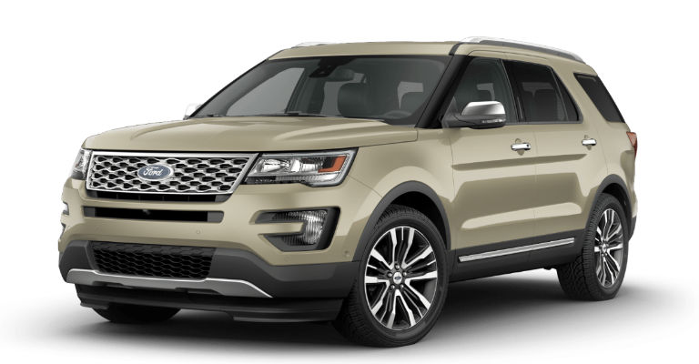 2017 ford explorer exterior color options. Black Bedroom Furniture Sets. Home Design Ideas