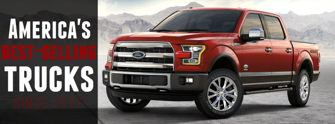 ford f series named america s best selling truck for 40 years. Black Bedroom Furniture Sets. Home Design Ideas
