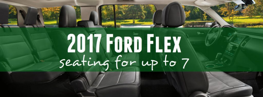 Ford Fusion Lease Deals >> Does the Ford Flex have third row seating?